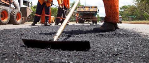 Pavimentação asfáltica | Saiba quantas camadas são necessárias
